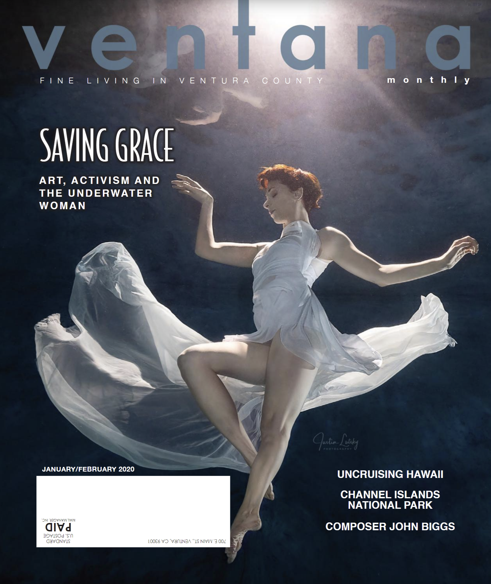 Ventana Monthly: Saving Grace